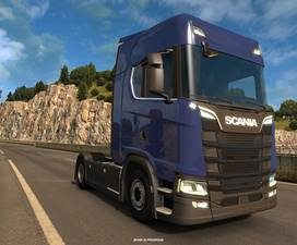 ets2 scania new s