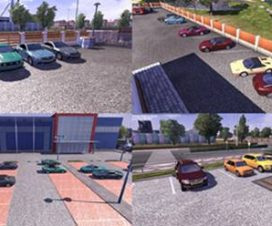 AI Traffic Pack (TDU2) ETS2 patch 1.27