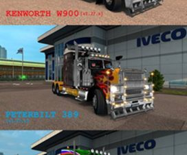 American Truck Pack – ProMods Edition
