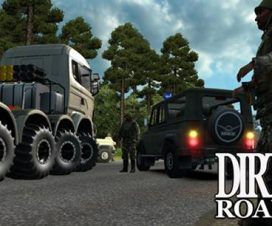 Dirty Road Map ETS2 1.27