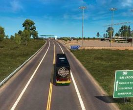 EAA Bus Map ets2