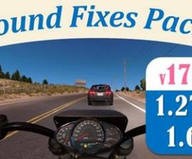 Sound Fixes Pack v17.28