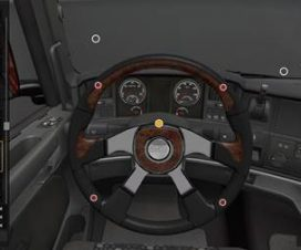 Steering Creations Pack DLC ATS [1.27]