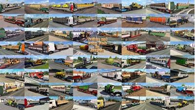 Trailers and Cargo Pack by Jazzycat v4.8