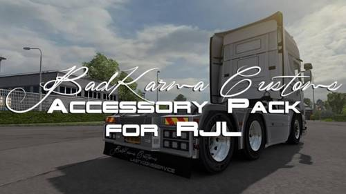 Accessory Pack 1.27