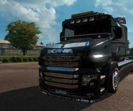Carls1309 Scania Illegal T