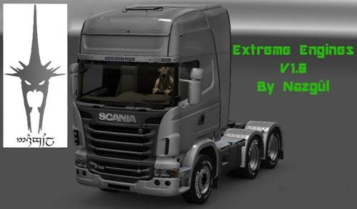 Extreme Truck Engines