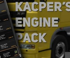 Kacper's Engine Pack