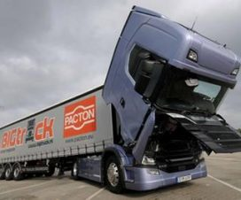 Real Physics for Scania S730