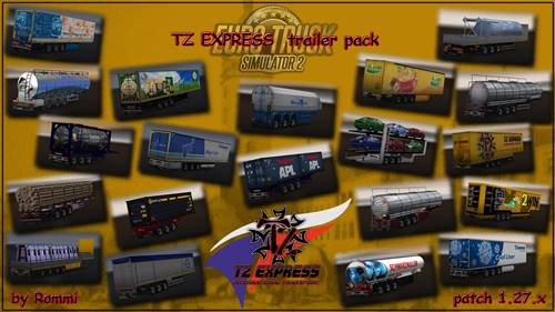 TZ Express Trailers 1.27