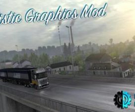 ets2 Realistic Graphics Mod
