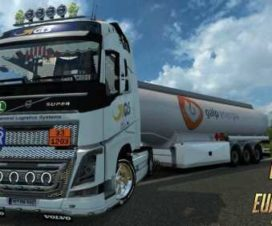 Money Level for ETS2 1.28 work with MP