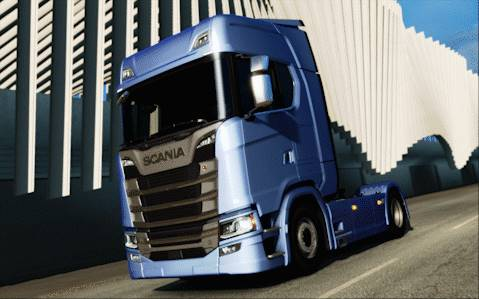 ets2 new scania