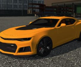 Chevrolet Camaro ZL1 – Reworked – 1.30