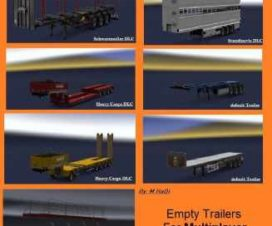 Empty Trailers for Multiplayer