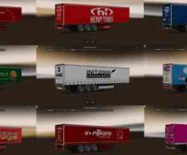Hungarian Trailers Package v1.04 (HunTraPack)