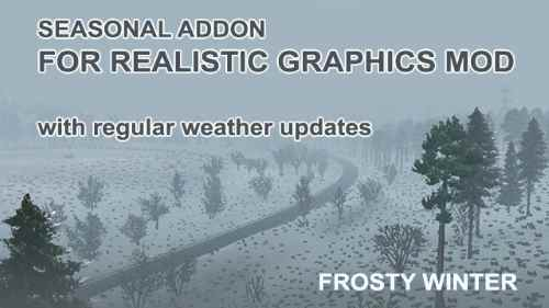 Seasonal Add-on Realistic Graphics Mod 1.30