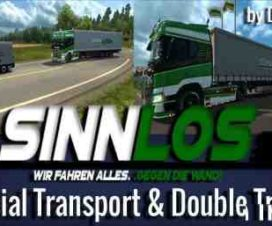 Sinnlos Special Double Trailer by Deniboii 1.30