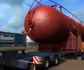 100 Ton for Special Transport 1.30