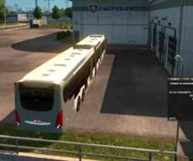 Articulated Bus supported 1.30