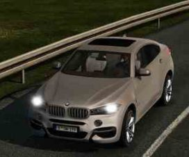 BMW X6 1.30 (Slower Engine) More realistic