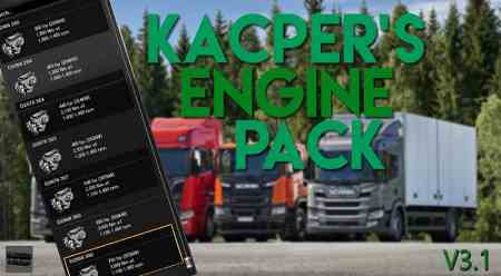 Engines Mega Package by Kacper v3.1