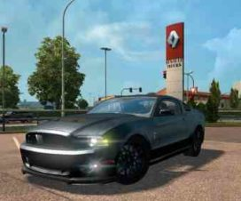 Ford Mustang (NFS Edition) v2