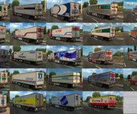 Japanese Company Trailer Pack