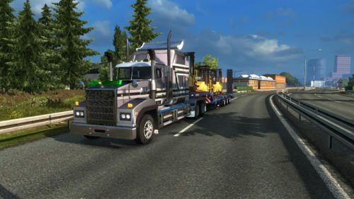 Mack Titan New v3.5 ETS2 1.30