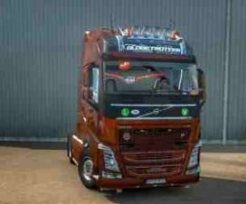 New Volvo FH16 Accessories + Interior V4 Fix