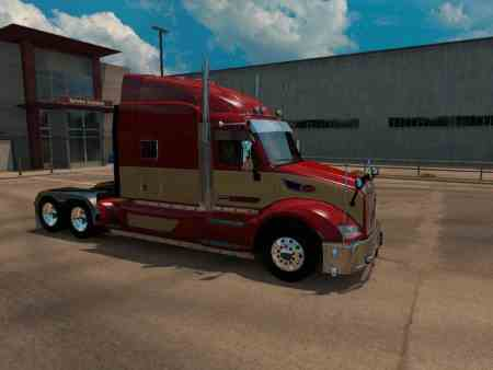 PETERBILT 579 ENHANCED -updated- 1.30