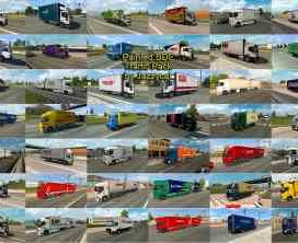Painted BDF Traffic Pack by Jazzycat v2.7