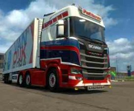Peter Wouters Thermo SCANIA S500 1.30