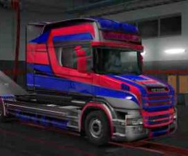 Scania British Metallic
