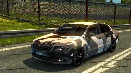 Skoda Superb edit Traian 2018