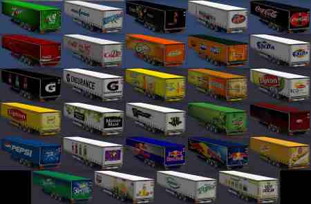 Soda brand trailers All versions