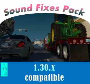 Sound Fixes Pack v18.6