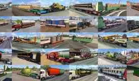 Trailers and Cargo Pack by Jazzycat v6.4