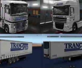 TransSped combo pack 1.30