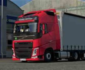 Volvo FH4 Low Deck