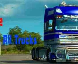 1220 HP Engine for all Trucks 1.30