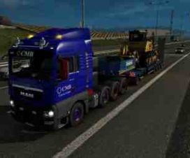 Addon Mod for MAN TGX Euro 6 v2.0 by MADster 1.30