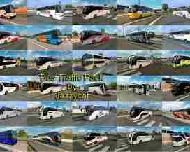 Bus Traffic Pack by Jazzycat v3.8