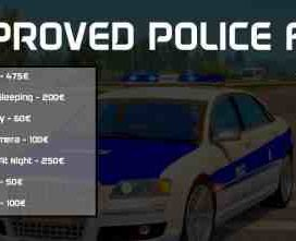 Improved Police Fines