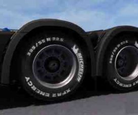 Michelin and Goodyear Tires