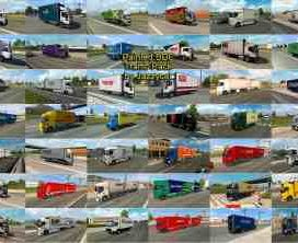 Painted BDF Traffic Pack by Jazzycat v2.8
