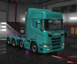 Scania RS 2016 Tunning