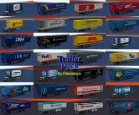Trailer Package Logistic Companies v4
