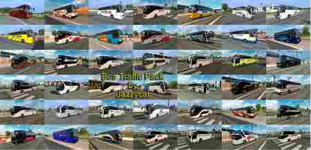 Bus Traffic Pack by Jazzycat v4