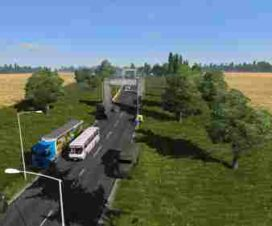 Eastern Express road reduction